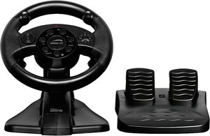 DARKFIRE Racing Wheel, black