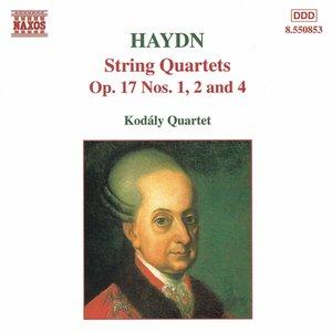 Streichquartette op.17 1,2+4