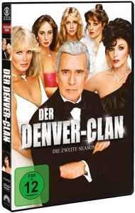 Der Denver-Clan - Season 2 (6 Discs, Multibox)