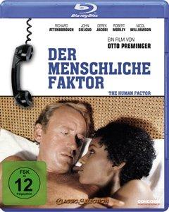 Der Menschliche Faktor (Blu-ray)