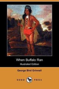When Buffalo Ran (Illustrated Edition) (Dodo Press)