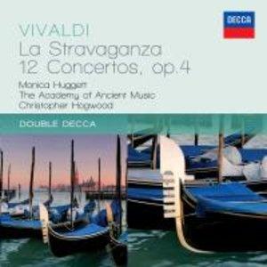 La Stravaganza/12 Concertos op.4