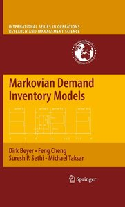 Markovian Demand Inventory Models