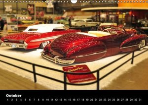 Custom-Cars Special Calendar (Wall Calendar perpetual DIN A3 Lan