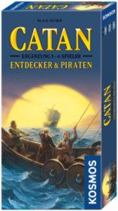 Die Siedler von Catan Entdecker & Piraten