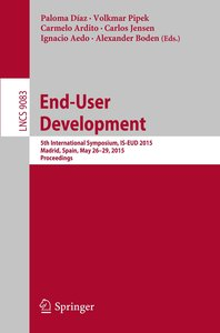 End-User Development