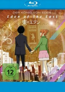 Eden of the East BD - Der König von Eden
