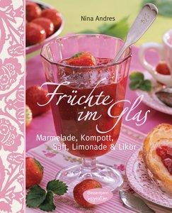 Früchte im Glas