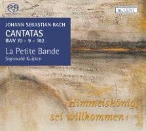 Kantaten Vol.18-BWV 70/9/182