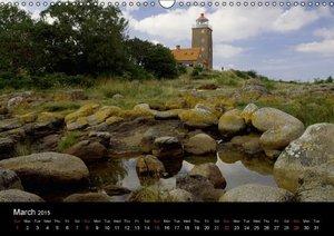 Bornholm - Denmark (Wall Calendar 2015 DIN A3 Landscape)