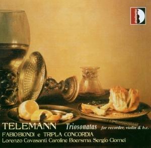 Triosonatas Recorder/Violin/B.C.