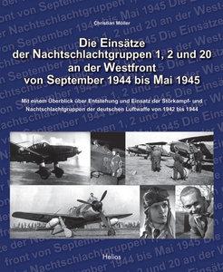 Die Einsätze der Nachtschlachtgruppen 1, 2 und 20 an der Westfro