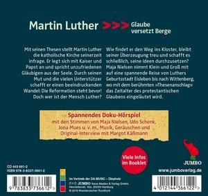 Abenteuer! Maja Nielsen Erzählt.Martin Luther.