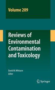Reviews of Environmental Contamination and Toxicology Volume 209