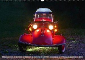 Messerschmitt KR 200 Kabinenroller (Wandkalender 2016 DIN A2 que