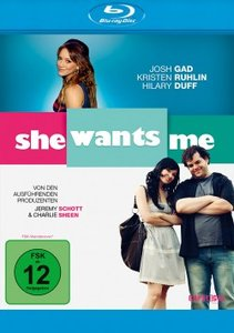 She Wants Me (Blu-ray)