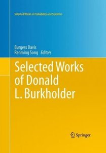 Selected Works of Donald L. Burkholder