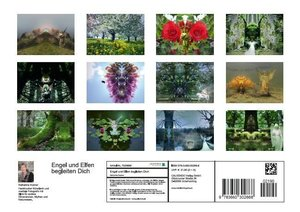 Engel und Elfen begleiten Dich (Posterbuch DIN A4 quer)
