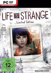 Life is Strange. Limited Edition. Für Windows Vista/7/8/10