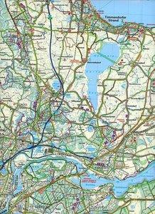 KuF Deutschland Outdoorkarte 12 Lübeck - Wismar 1 : 50.000