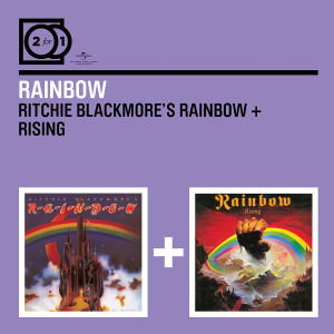 2 For 1: Ritchie Blackmore's Rainbow/Rising