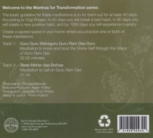 Meditations for Transformation-Connect & Heal