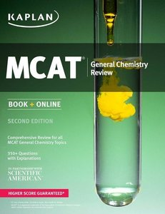 MCAT GENERAL CHEMISTRY REVIEW 2016