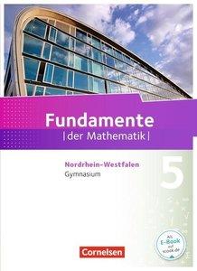 Fundamente der Mathematik 5. Schuljahr. Schülerbuch Gymnasium No