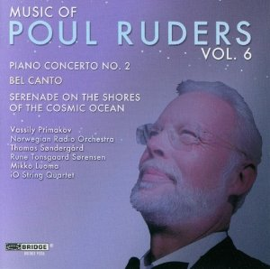 Music Of Poul Ruders,Vol.6