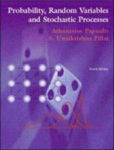 Probability, Random Variables, and Stochastic Processes