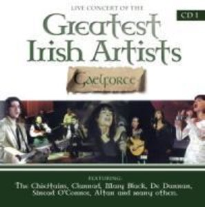 Greatest Irish Artists CD Vol.1