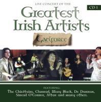 Greatest Irish Artists CD Vol.1 - zum Schließen ins Bild klicken