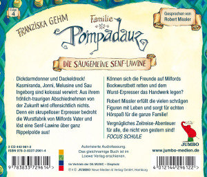Familie Pompadauz.Die Saugemeine Senf-Lawine (4)