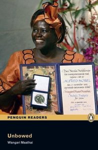 Penguin Readers MP3 CD Pack Level 4. Unbowed