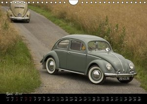 The Original Beetle (Wall Calendar 2015 DIN A4 Landscape)