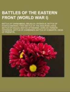 Battles of the Eastern Front (World War I)