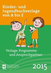Kinder- und Jugendbuchverlage von A bis Z