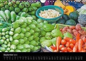 Mekong Delta / UK-Version (Wall Calendar 2015 DIN A4 Landscape)