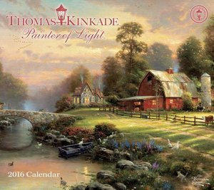 Thomas Kinkade Painter of Light