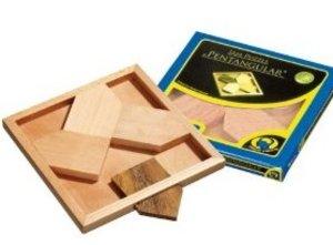 Philos 6184 - Jam Puzzle: Pentangular