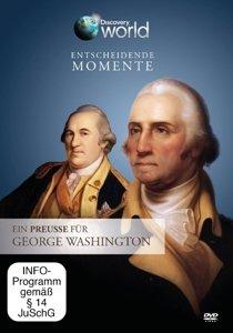 Entscheidende Momente-Preussen für George Washin
