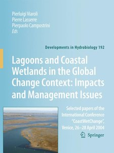 Lagoons and Coastal Wetlands in the Global Change Context: Impac