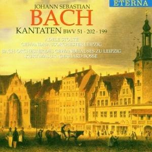 Kantaten BWV 51/202/199