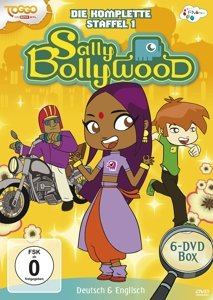 Sally Bollywood - Die komplette Serie