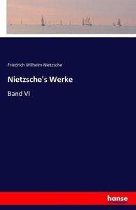Nietzsche\'s Werke