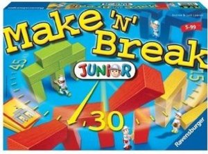 Ravensburger 22009 - Make N Break Junior