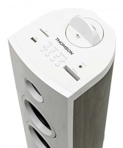 Thomson Multimedia Turmlautsprecher DS401, weiss
