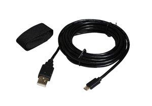 Ladekabel - Charging Cable 4m für PS4