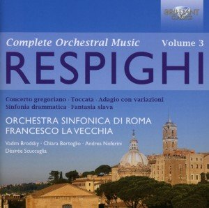 Complete Orchestral Music Vol.3