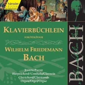Klavierbüchlein Für W.F.Bach